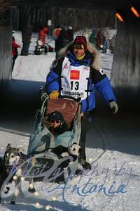 Bib #13 - Four time Iditarod Champion - Martin Buser