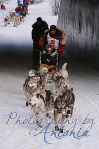 2004 Iditarod Champion - Mitch Seavey's Team (Bib #33)