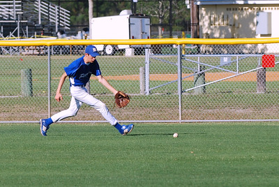 Matanzas High School from Palm Coast, FL.  Junior Varsity Baseball