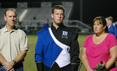 041 Homecoming Senior at Mantanza High School Football