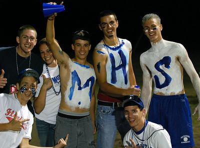 016 Mantanzas Homecoming Football Fans