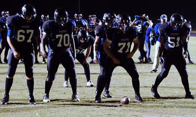 006 Mantanzas players at Homecoming game