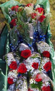 013 Roses for the Seniors at Mantanzas High School Homecoming