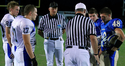 043 High School Football Coin Toss