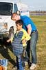 Donation of baseball equipment to Town of Moosonee.