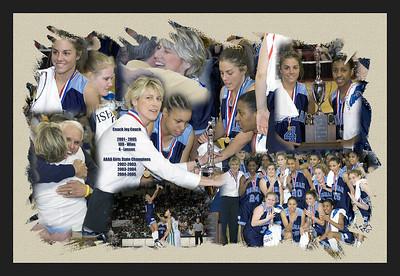 Dorman Girls Basketball AAAA State Champions 2005