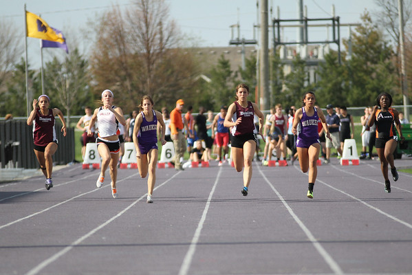 Conference Track Meets 2013
