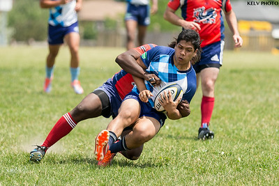 Dragons V. Mississauga 12072014