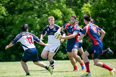 Dragons V. Nomads 21062014