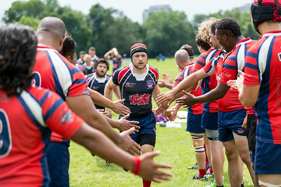 Dragons V. Pigs 25072014