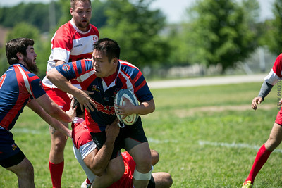 Dragons V. Yeoman 06152014