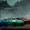 (2 of 2) Formula Drift Round 4 Throwdown. Hosted at Evergreen Speedway, Monroe Washington