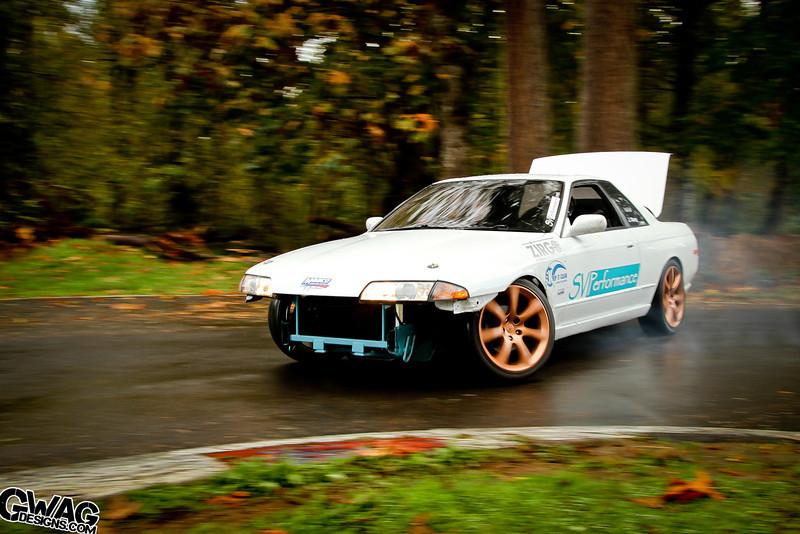 PARC drifting event, Oregon
