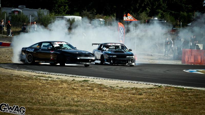 Extreme Drift Circuit - Seattle - Pacific Grand Prix