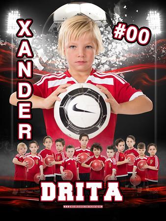 Xander Drita Door Sign