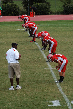 2009 vs Lakeside (scrimmage)