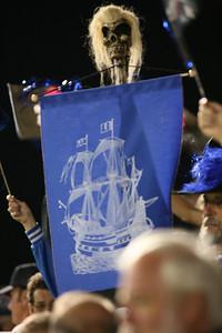 Bucs fan club Banner  2007/2008 DCA Senior Drum Corps Championships