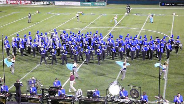 2007 Buccaneers  2007 DCA Senior Drum Corps Championships