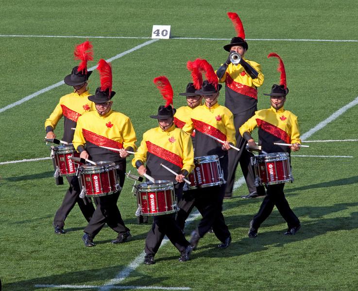 Grenadiers 2009 DCA Championships