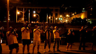 Golden Eagles Video clip.  Playing for the Cabs. Friday night
