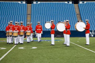 United States Marine Corps Drum and Bugle Corps, 2010 Buffalo