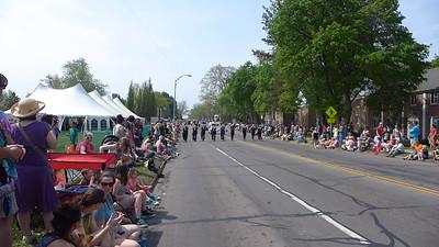 Hitmen Lilac parade