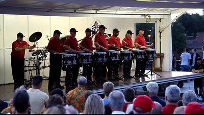 DCA Finals 2009, Canadian Cadre Perfoming. Percussion Ensemble Champions