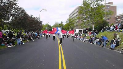 Lilac Festival 2010, Empire Statesmen Color Guard.