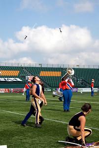 Sunrisers 2009 DCA Championships