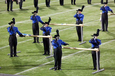 2011 DCA World Championships, Buccaneers 2nd place, score 97.45