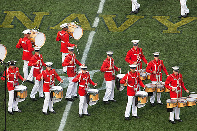 US Marine Corps Drum and Bugle Corps
