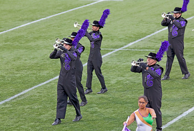 Fusion Core, Drum Corps Associates 2010 Championships, First Place, Class A, Score 84.4