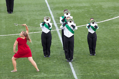 Govenaires, Drum Corps Associates 2010 Championships, Class A, Score 81.0