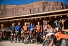 Dual Sport Utah 500 Gang getting ready to head out for Day 2 of Riding - Photo by Pat Bonish
