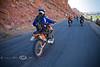 Riding Kane Creek Road towards the Backcountry - Dual Sport Utah 500 - Photo by Pat Bonish