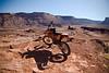 Couldnt Ask For more Beautiful Scenery - Dual SPort Utah 500 - Photo by Pat Bonish