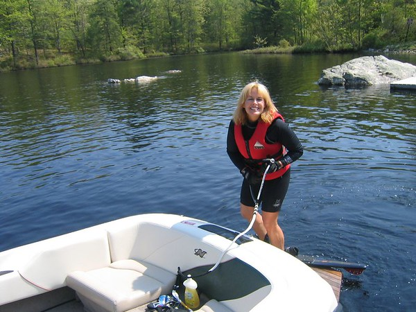 Dube's Pond 2004