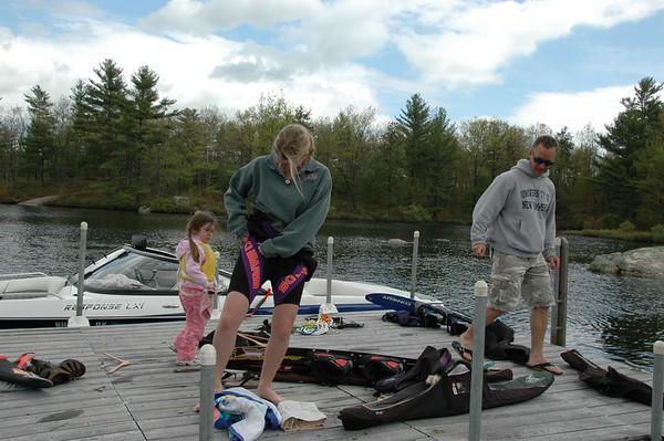 Dube's Pond 2006