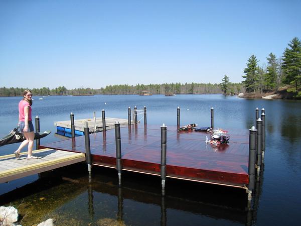 Dubes Pond 2008