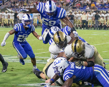 Duke Football v Army
