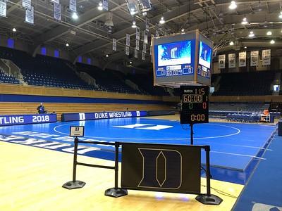 Duke Wrestling