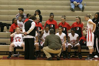 Dunbar Basketball vs Eastern Varsity