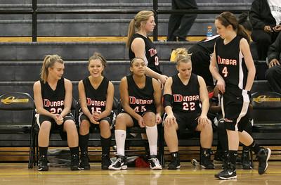 Dunbar Basketball vs Woodford County JV