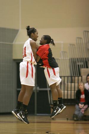 Dunbar Basketball vs Montgomery County Varsity