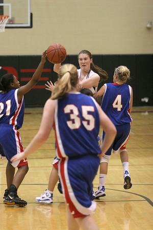 Dunbar Basketball vs Lafayette Freshman