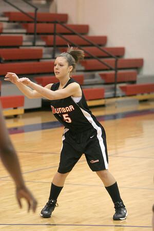 Dunbar Basketball vs Anderson County JV