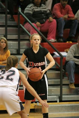 Dunbar Basketball vs Anderson County Varsity