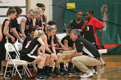 Dunbar Basketball vs Bullitt East
