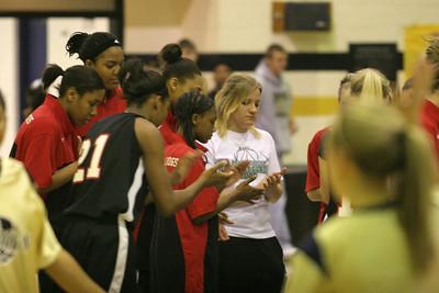 Dunbar Basketball vs ETown Varsity