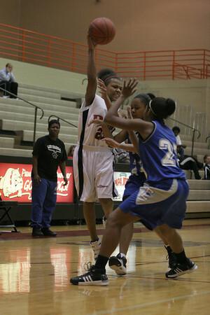 Dunbar Basketball vs Eastern Freshman